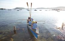 Island hopping and fishing trips