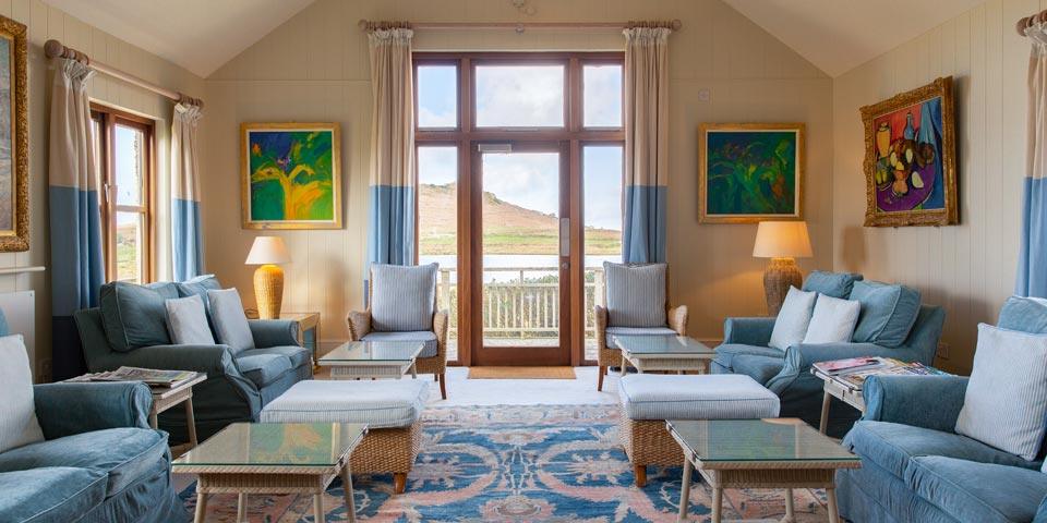 Luxury waterfront hotel on Bryher, Isles of Scilly | Hell