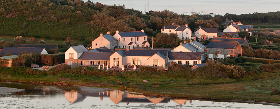 Luxury Hotel On Bryher Isles Of Scilly Hell Bay Hell